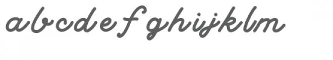 mr. claus font Font LOWERCASE
