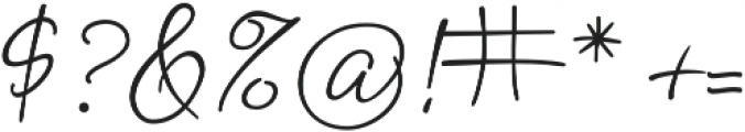 MsMadi ROB otf (400) Font OTHER CHARS