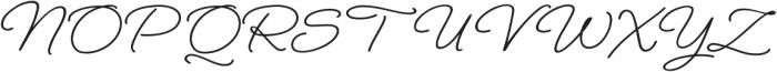 MsMadi ROB otf (400) Font UPPERCASE