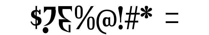 MSMM BET SET Font OTHER CHARS