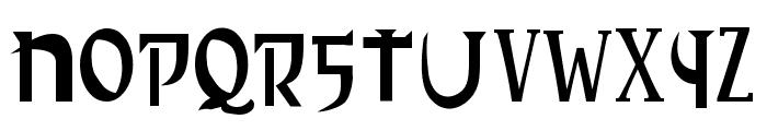MSMM BET SET Font LOWERCASE