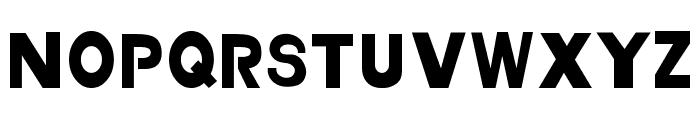 MSMM Titling 2018 Font UPPERCASE