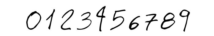 MT Matto Script Normal Font OTHER CHARS
