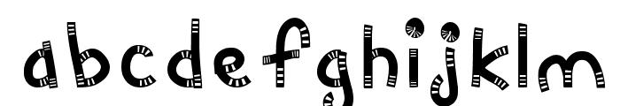 MTF Chunkie Font LOWERCASE