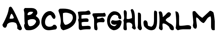 MTF Gridie Font UPPERCASE