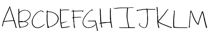 MTF Hoo Rah Font UPPERCASE