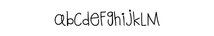MTF Playtime Font UPPERCASE