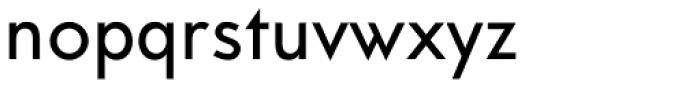 MTT Milano Medium Font LOWERCASE
