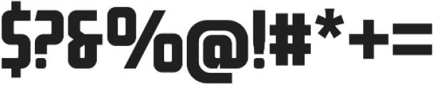 Mudhead Serif Bold otf (700) Font OTHER CHARS