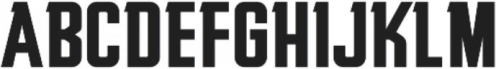 Mudhead Serif Regular otf (600) Font UPPERCASE