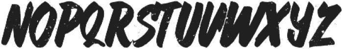Muffler Dusty Version otf (400) Font LOWERCASE