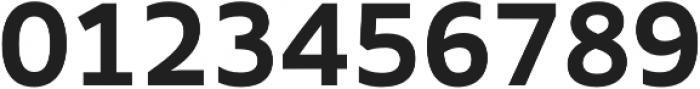 MultipleSans Alt II Bold otf (700) Font OTHER CHARS