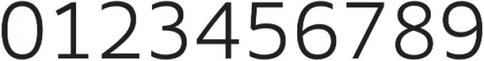 MultipleSans Pro Light otf (300) Font OTHER CHARS