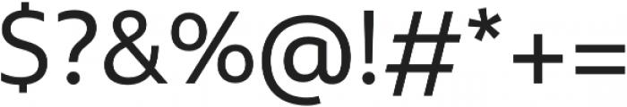 MultipleSans Pro otf (400) Font OTHER CHARS