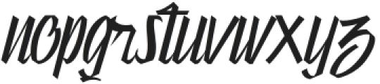 Munich Regular otf (400) Font LOWERCASE