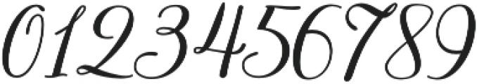 Munira Script Bold Regular otf (700) Font OTHER CHARS