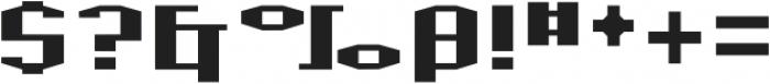 Munka Bold otf (700) Font OTHER CHARS