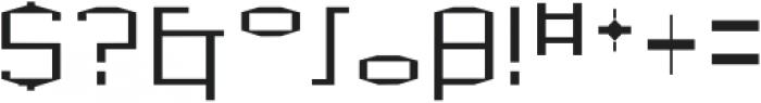Munka Light otf (300) Font OTHER CHARS