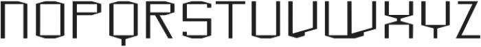 Munka Light otf (300) Font LOWERCASE