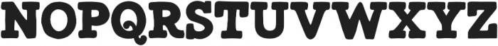 Munky Bold otf (700) Font UPPERCASE