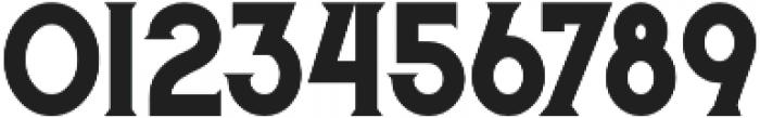 Murray Regular otf (400) Font OTHER CHARS