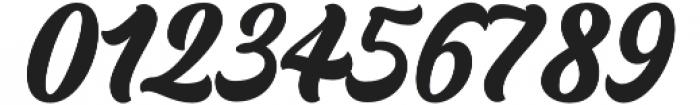 Mustardo otf (400) Font OTHER CHARS