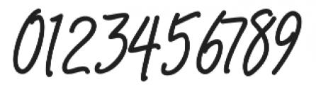 Mutiara Regular otf (400) Font OTHER CHARS