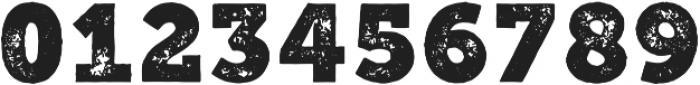 Mutiara Vintage Regular otf (400) Font OTHER CHARS