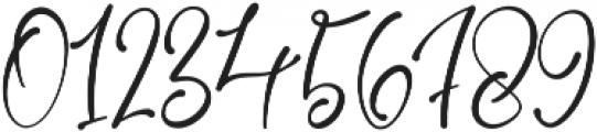 Muttiffula otf (400) Font OTHER CHARS