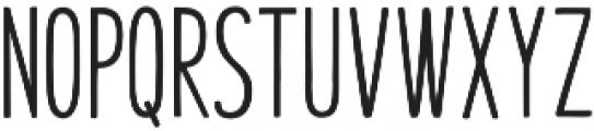 mudhisa sans Regular otf (400) Font UPPERCASE