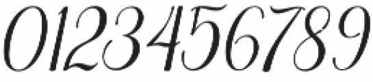 mudhisa slant Regular otf (400) Font OTHER CHARS