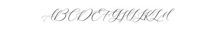 Multiverse.ttf Font UPPERCASE