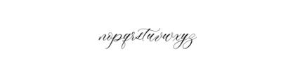 Multiverse.ttf Font LOWERCASE