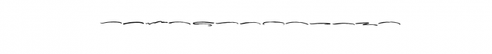MustangBrushSwashes-Regular.otf Font LOWERCASE