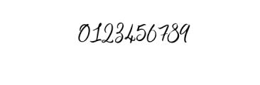 Mustangbrushalt.-Regular.otf Font OTHER CHARS