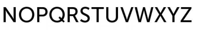 Museo Sans Cyrillic 500 Font UPPERCASE