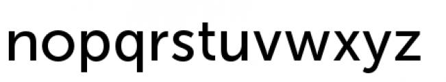 Museo Sans Cyrillic 500 Font LOWERCASE