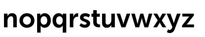 Museo Sans Cyrillic 700 Font LOWERCASE