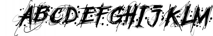 Mudster Font Font UPPERCASE