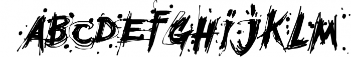 Mudster Font Font LOWERCASE