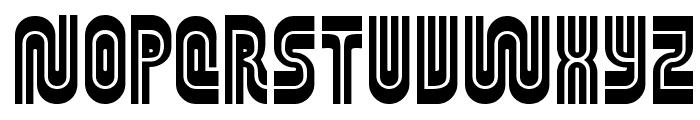 MUNIficent Font UPPERCASE