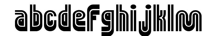 MUNIficent Font LOWERCASE