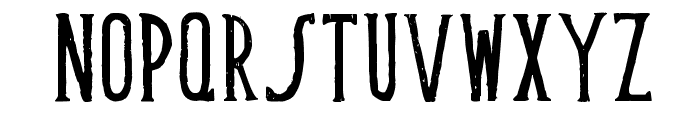 Muffaroo Font LOWERCASE