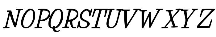 MuggyNew84 Bold Font UPPERCASE