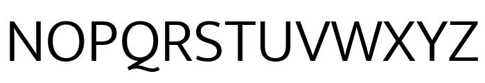 Mukta Light Font UPPERCASE