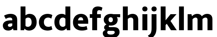 Mukta Mahee ExtraBold Font LOWERCASE