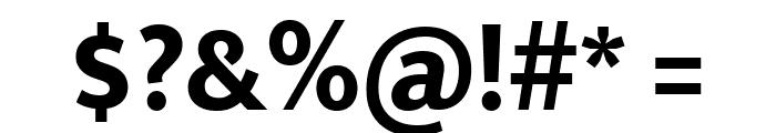Mukta Vaani ExtraBold Font OTHER CHARS