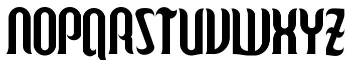 Mulago Font UPPERCASE