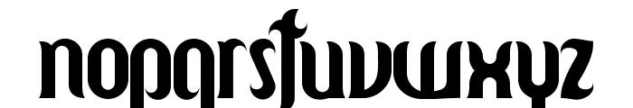 Mulago Font LOWERCASE