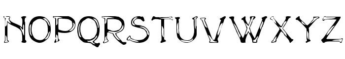 MultiformCaps Font UPPERCASE